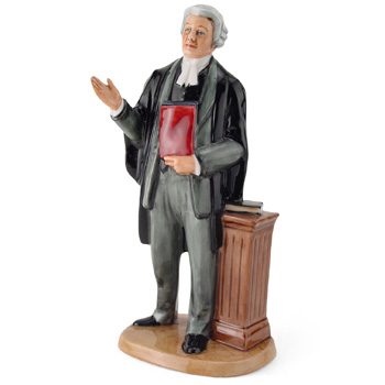 Lawyer HN4289 - Royal Doulton Figurine