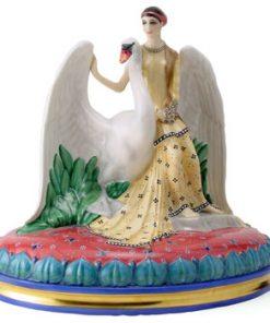 Leda and the Swan HN2826 - Royal Doulton Figurine