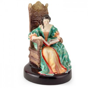 Leisure Hour HN2055 - Royal Doulton Figurine
