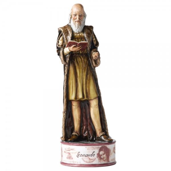 Leonardo De Vinci HN4939 - Royal Doulton Figurine
