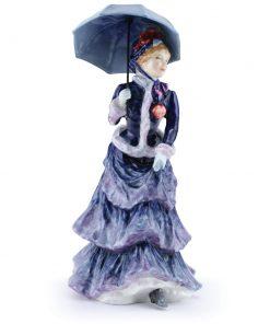 Les Parapluies HN3473 - Royal Doulton Figurine