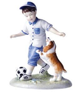 Lets Play CH5 - Royal Doulton Figurine