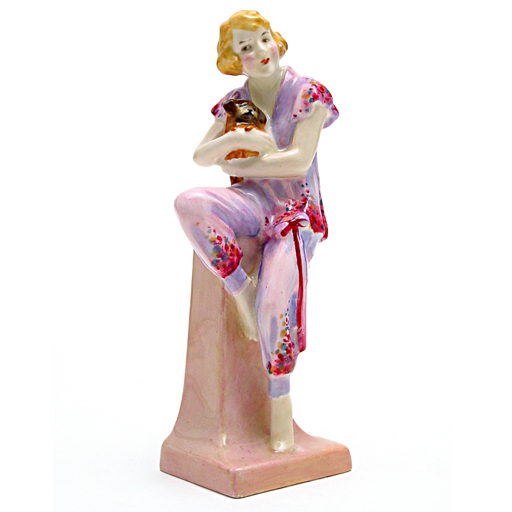 Lido Lady HN1220 - Royal Doulton Figurine