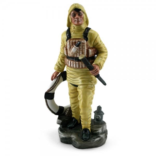 Lifeboat Man HN2764 - Royal Doulton Figurine