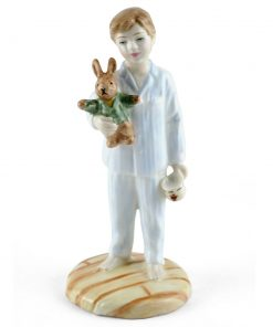 Lights Out HN4465 - Royal Doulton Figurine