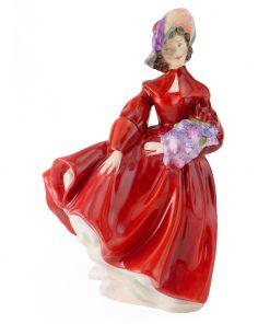 Lilac Time HN2137 - Royal Doulton Figurine