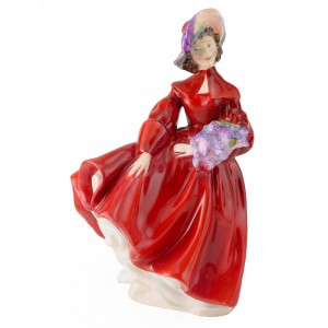 Lilac Time HN2137 - Royal Doulton Figurine