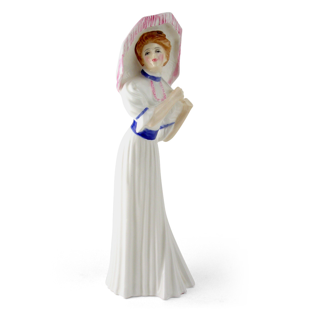 Lillian In Summer HN3003 - Royal Doulton Figurine