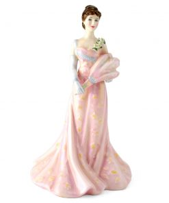 Lillie Langtry HN3820 - Royal Doulton Figurine