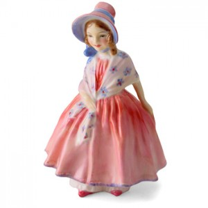 Lily HN1798 - Royal Doulton Figurine