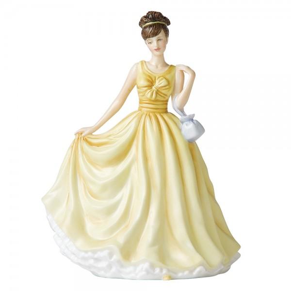 Lily HN5441  – Royal Doulton Petite Figurine 1