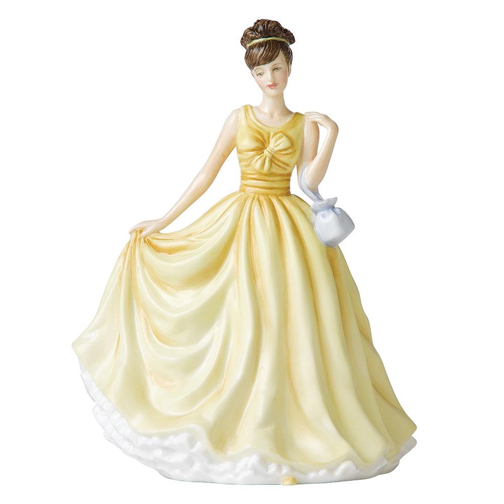 Lily HN5441  - Royal Doulton Petite Figurine