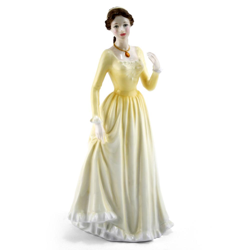 Lisa HN4525 (Factory Sample) - Royal Doulton Figurine