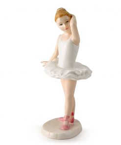 Little Ballerina HN3395 - Royal Doulton Figurine