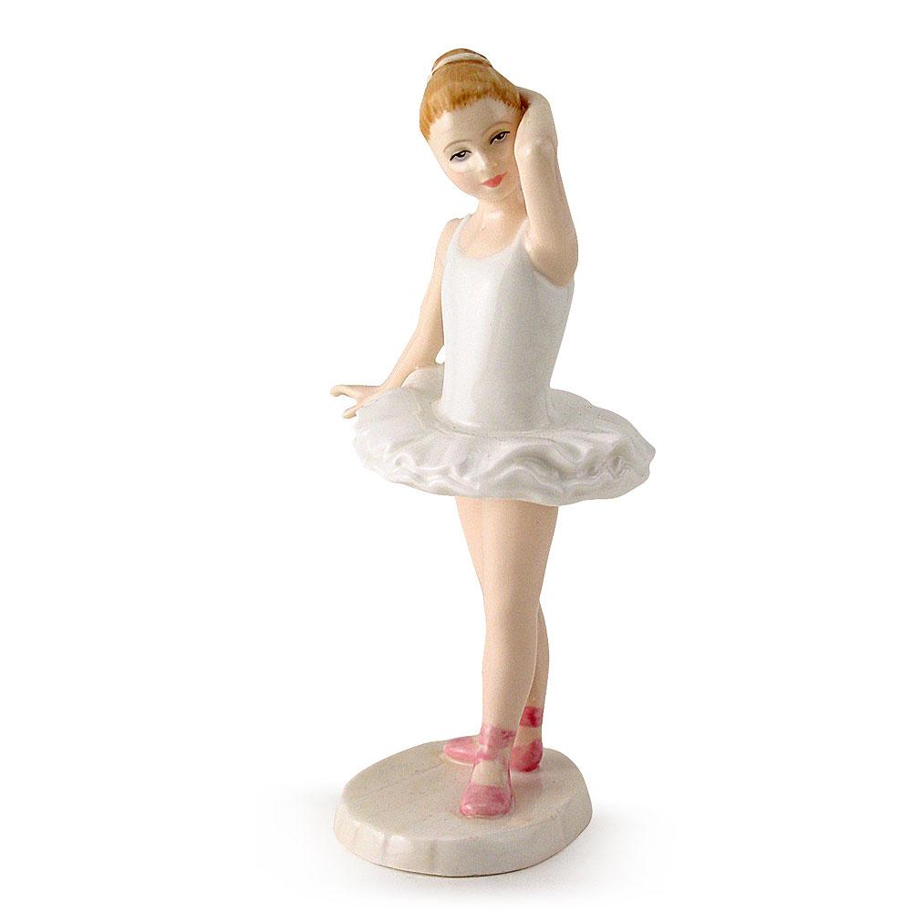 Little Ballerina HN3395 - Royal Doulton Figurine