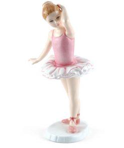 Little Ballerina HN3431 - Royal Doulton Figurine