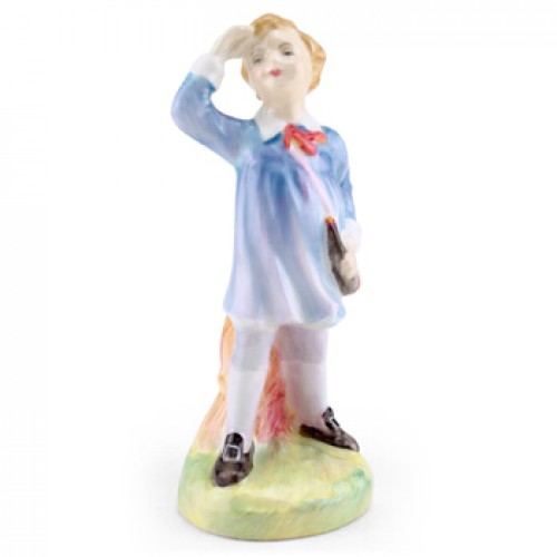 Little Boy Blue HN2062 - Royal Doulton Figurine