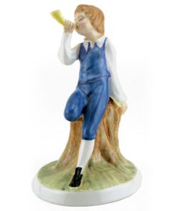 Little Boy Blue HN3035 - Royal Doulton Figurine