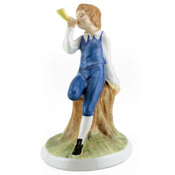 Little Boy Blue HN3035 - Royal Doulton Figurine