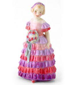 Little Bridesmaid HN1433 - Royal Doulton Figurine