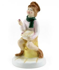 Little Jack Horner HN3034 - Royal Doulton Figurine