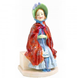 Little Lady Make Believe HN1870 - Royal Doulton Figurine
