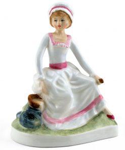 Little Miss Muffet HN2727 - Royal Doulton Figurine