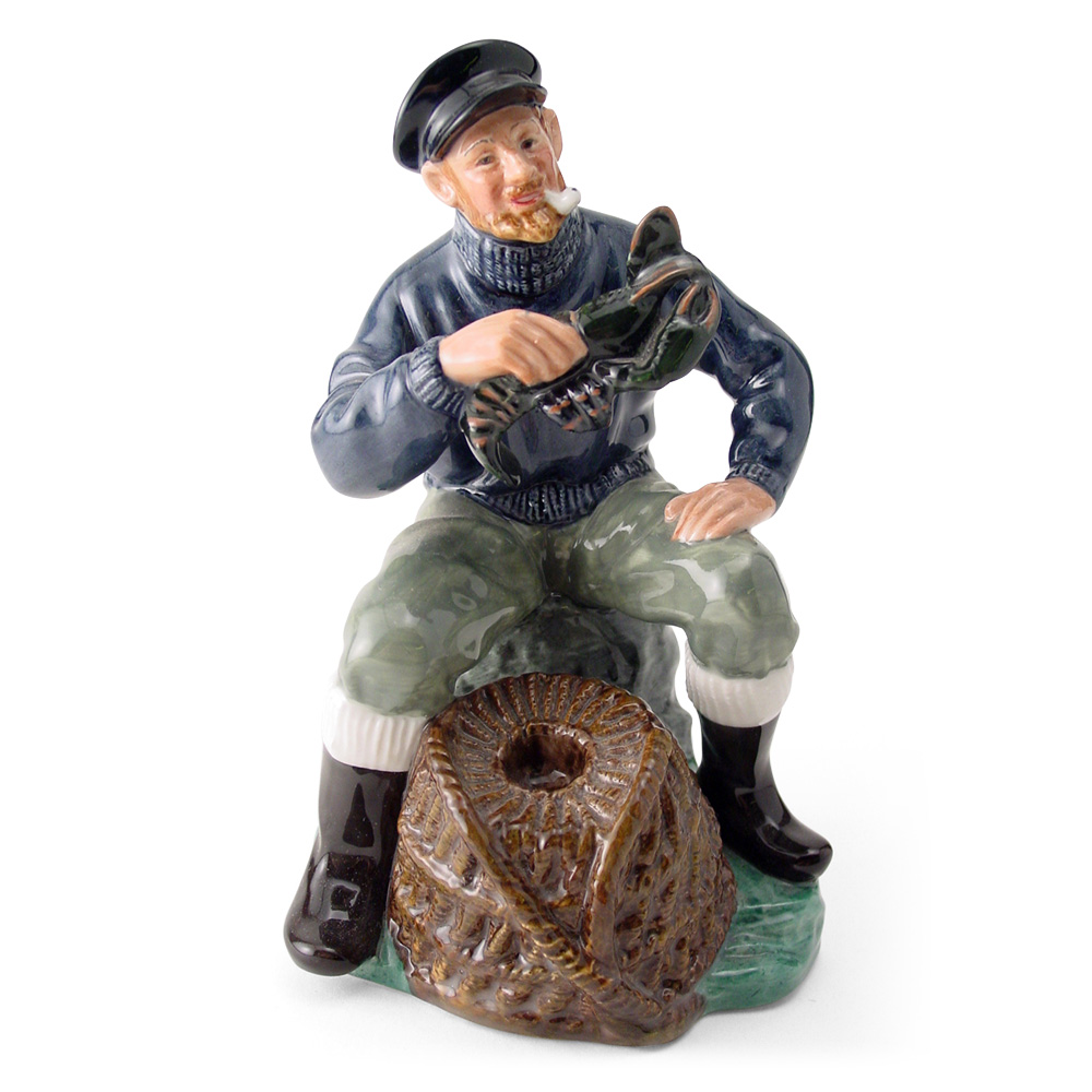 Lobster Man HN2317 - Royal Doulton Figurine