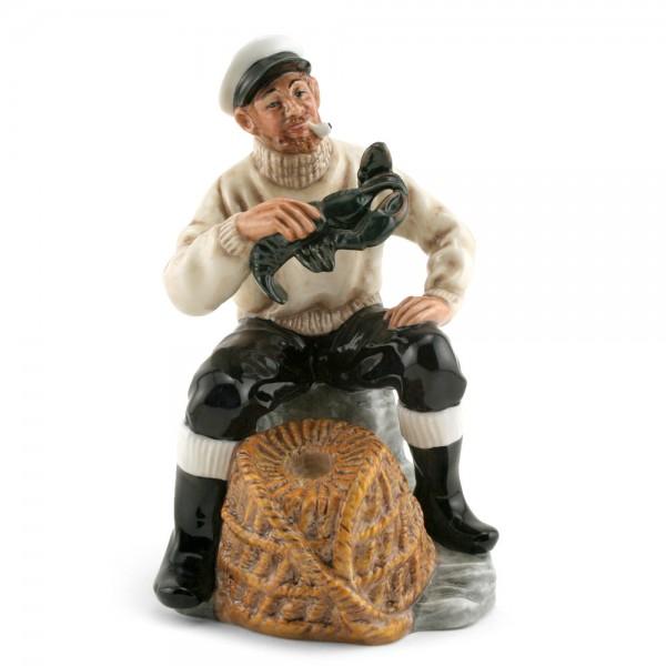 Lobster Man HN2323 - Royal Doulton Figurine