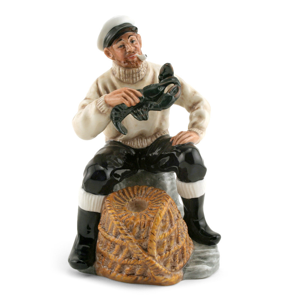 Lobster Man HN2323 - Royal Doulton Figurine