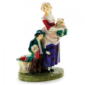 London Cry HN752 - Royal Doulton Figurine