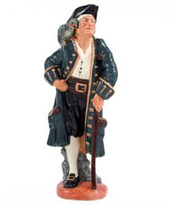 Long John Silver HN2204 - Royal Doulton Figurine