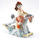 Look At Me CH3 - Royal Doulton Figurine