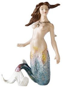 Lorelei HN4691 - Royal Doulton Figurine