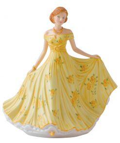 Lorraine HN5528 - Royal Doulton Petite Figurine