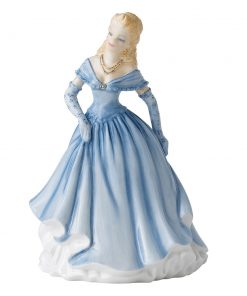 Love Of My Life HN5454  - Royal Doulton Petite Figurine