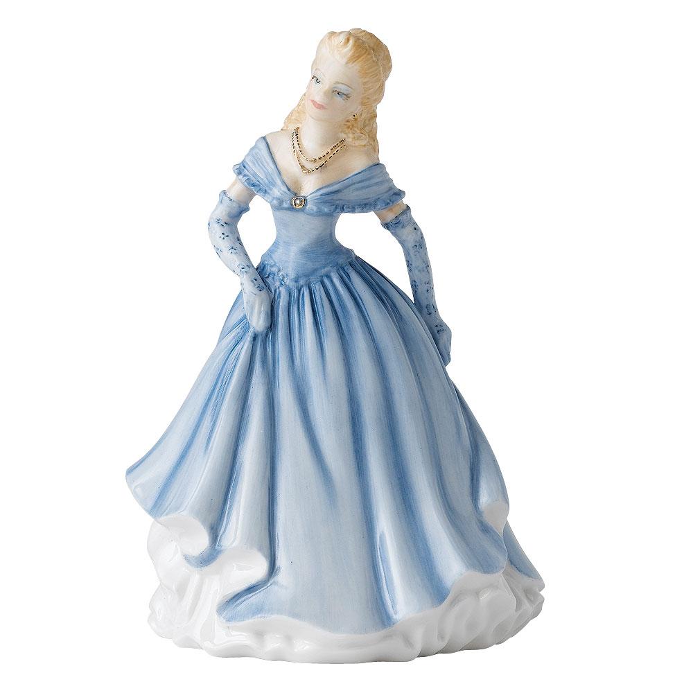 Love Of My Life HN5454  - Royal Doulton Petite Figurine