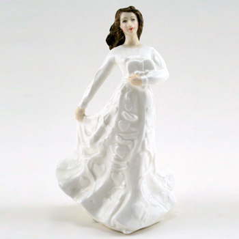 Loving Thoughts HN3948 - Royal Doulton Figurine