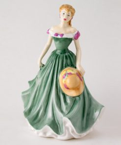 Loving Thoughts HN4318 - Royal Doulton Figurine