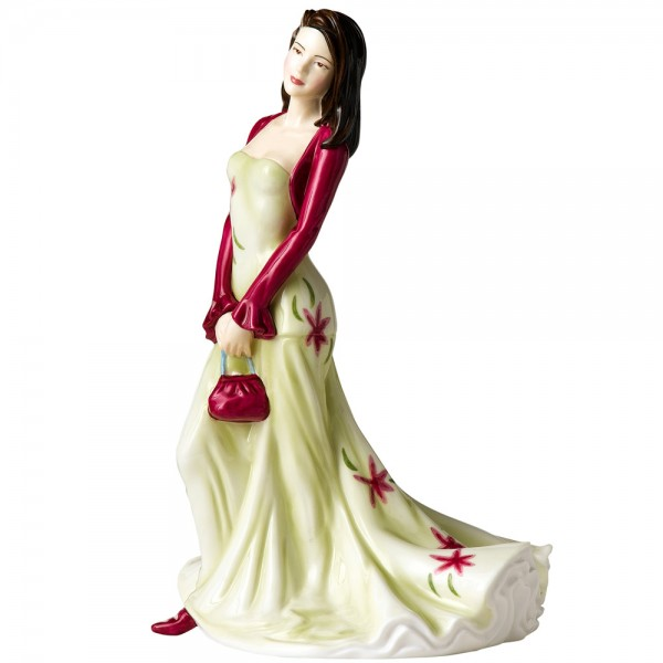 Loving Thoughts HN5104 - Royal Doulton Figurine
