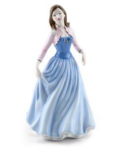 Lucette HN4728 Colorway - Royal Doulton Figurine