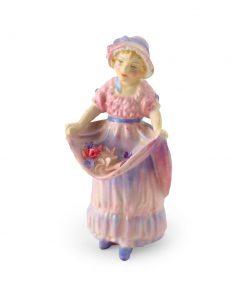 Lucy Ann HN1502 - Royal Doulton Figurine