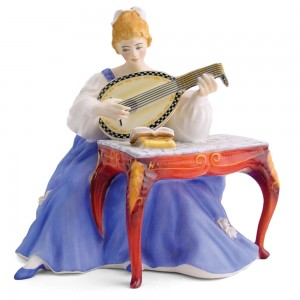 Lute HN2431 - Royal Doulton Figurine