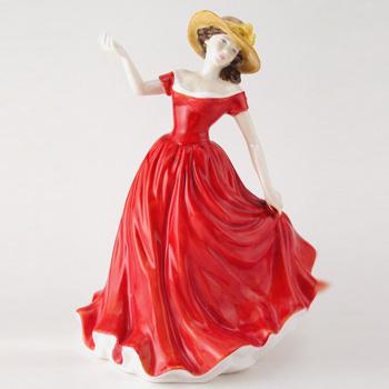 Lydia HN4211 - Royal Doulton Figurine