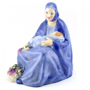 Madonna of the Square HN1969 - Royal Doulton Figurine