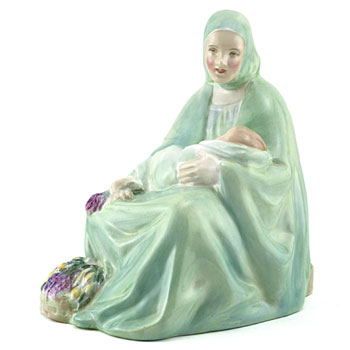 Madonna of the Square HN2034 - Royal Doulton Figurine