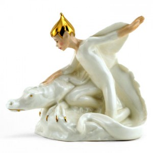 Magic Dragon HN2977 - Royal Doulton Figurine
