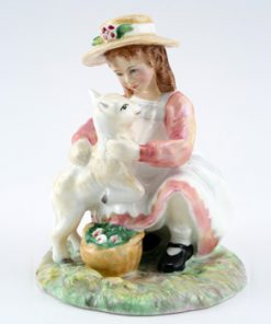 Making Friends HN3372 - Royal Doulton Figurine