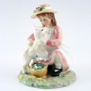 Making Friends HN3372 - Royal Doulton Figurine