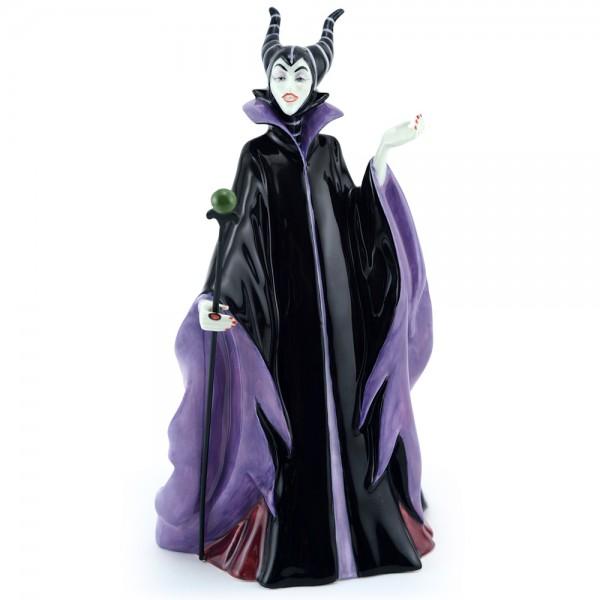 Maleficent HN3840 - Royal Doulton Figurine